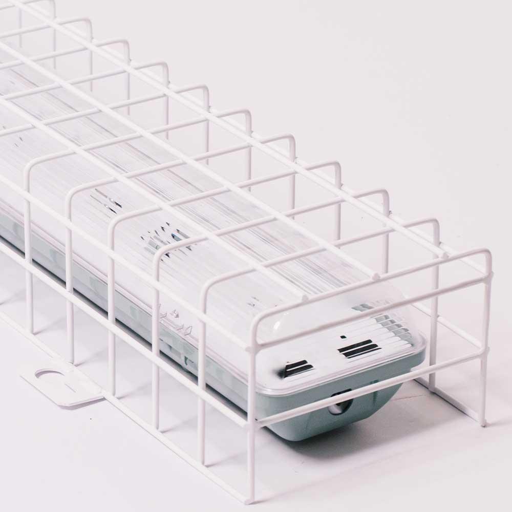 Schutzgitter für Lampen in der gewünschten Größe, Schutznetz für das Gehäuse 2x36W schutzkorb für wannenleuchte, schutzgitter für wannenleuchte, schutzkorb wannenleuchte, schutzgitter wannenleuchte,